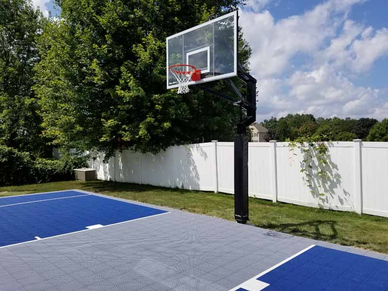 Sports flooring designed to bring exceptional quality to indoor and outdoor courts. Let's design, develop, and build the right surface for you! 508.465.6742